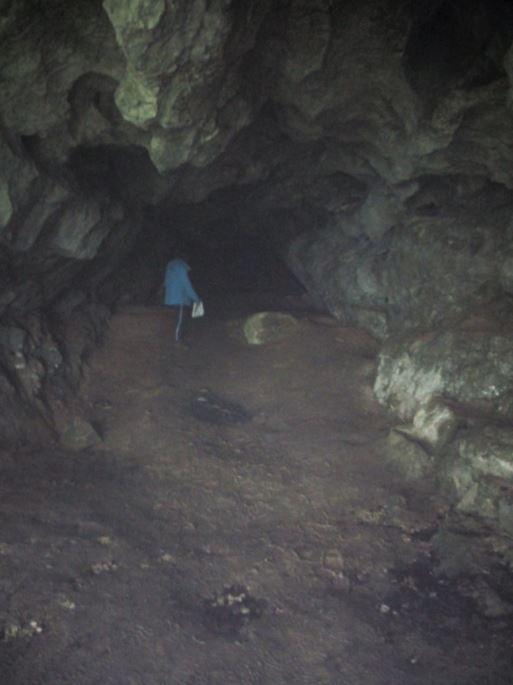 grotte du Poussay